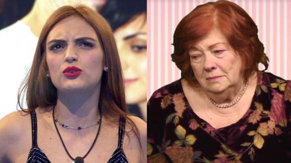 """""""Live – Non è la D'Urso"""", Jessica Mazzoli contro la madre di Morgan"""