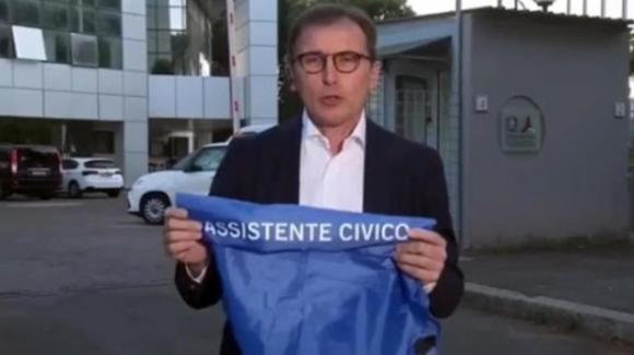 Assistenti civici e Francesco Boccia: approvata dal governo la richiesta di sorveglianza
