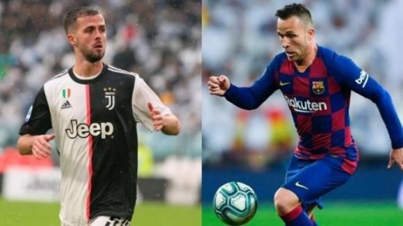 Calciomercato: maxi scambio Juve-Barcellona. Inter: corsa a due per il dopo Lautaro