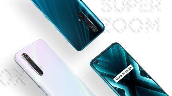 Realme X3 SuperZoom e Realme 6s: top gamma e medio-gamma con quadcamera