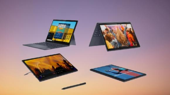Convertibili Lenovo Yoga Duet 7i eIdeaPad Duet 3i, smart display Lenovo Smart Tab M10