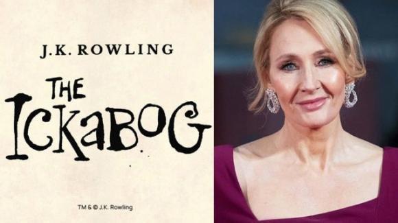"""""""The Ickabog"""": il nuovo libro di J.K.Rowling, disponibile gratuitamente"""
