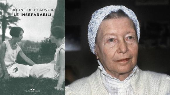 """""""Le inseparabili"""", il romanzo inedito di Simone de Beauvoir"""