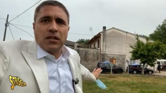 Striscia la notizia, truffa delle mascherine: violenta aggressione per la troupe di Moreno Morello