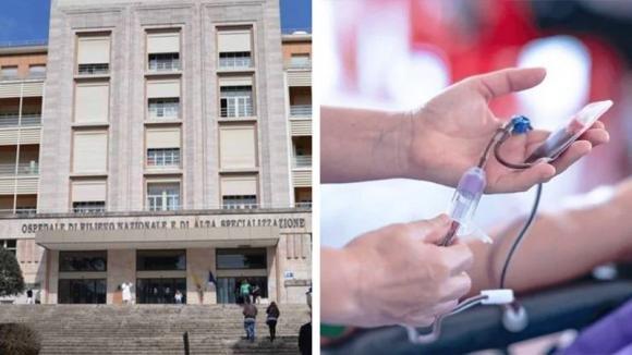 Coronavirus: il Cotugno di Napoli spinge per la terapia col plasma dei guariti