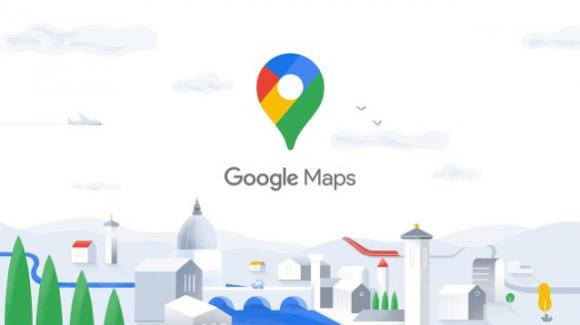 Google Maps: Material Design per Android Auto, miniature per i monumenti importanti