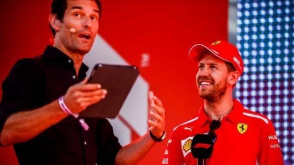 """Mark Webber sull'ex compagno di squadra Sebastian Vettel: """"La Ferrari lo ha logorato"""""""