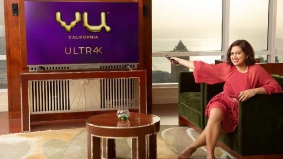 Ecco le nuove smart TV 4K di Vu Technologies, con Android TV e diversi polliciaggi