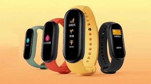 Mi Band 5: ufficiale la nuova smart band di Xiaomi