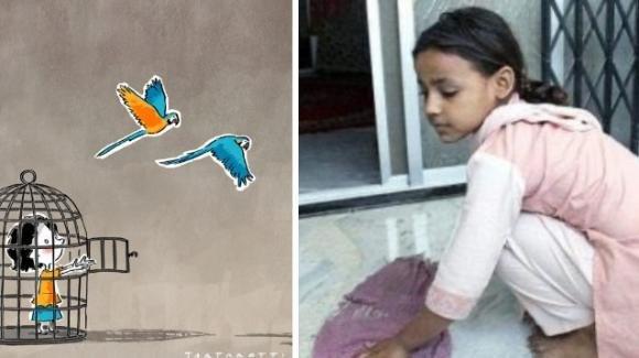 Pakistan: sviluppi sul caso Zohra, uccisa ad 8 anni per aver aver liberato dei pappagallini