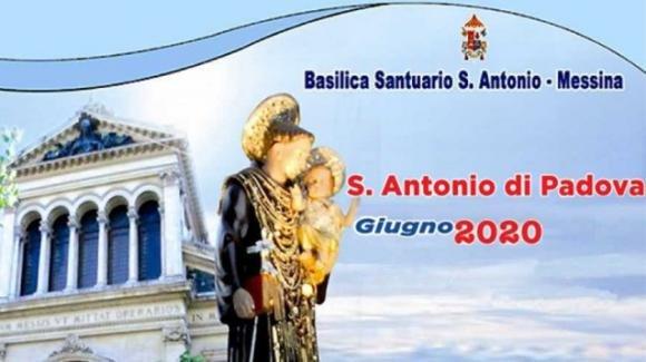 Anche a Messina si festeggia Sant'Antonio da Padova