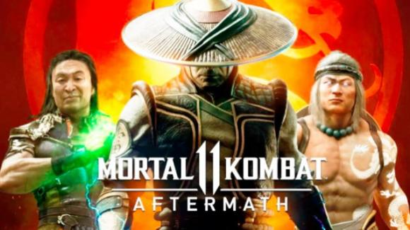 """""""Mortal Kombat 11: Aftermath"""": l'espansione dell'undicesimo picchiaduro mortale firmato NetherRealm"""