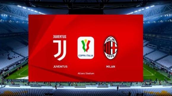 Coppa Italia, Juventus-Milan: probabili formazioni, orario e diretta tv
