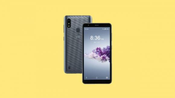ZTE Blade A3 Prime: smartphone low cost con batteria removibile e Android 10