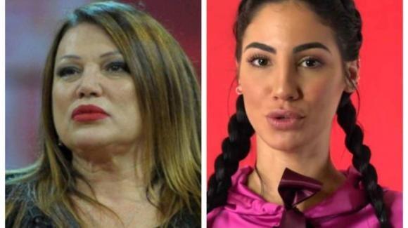 Live – Non è la D'Urso, Serena Grandi attacca di nuovo Giulia De Lellis: dichiarazioni al vetriolo