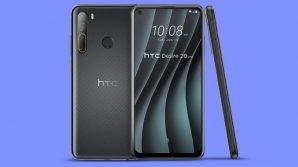 HTCU20 5G eHTC Desire 20 Pro: ufficiali i nuovi cameraphone medio-gamma con maxi batteria
