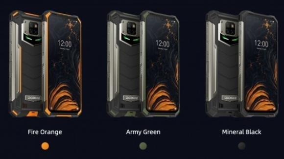 Doogee S88 Pro: specifiche e prezzo del nuovo battery phone corazzato