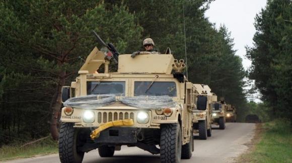 """Soldati polacchi """"invadono"""" per un malinteso la Repubblica Ceca"""