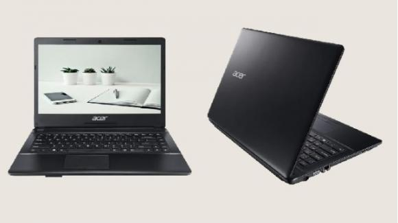 Acer One 14: ufficiale il nuovo laptop low cost con Windows 10 Home