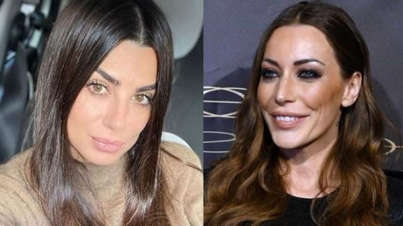 Scontro social tra Serena Enardu e Karina Cascella: critiche sull'aspetto fisico