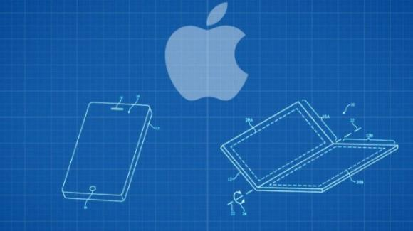 Apple potrebbe avere un'idea di iPhone pieghevole ben diversa da quella di Samsung ed Huawei