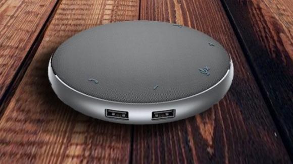 Mobile AdapterSpeakerphone: da DELL l'hub multiporte per le conference call