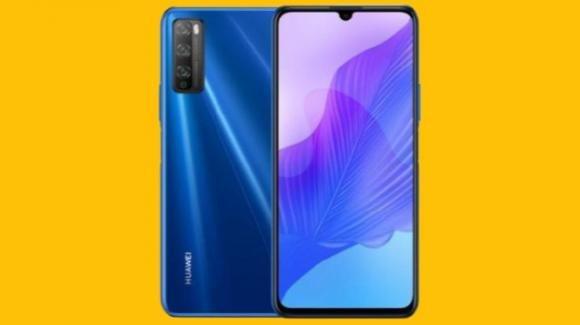 Huawei Enjoy 20 Pro: presentato il gaming phone 5G con 90 Hz e Dimensity 800
