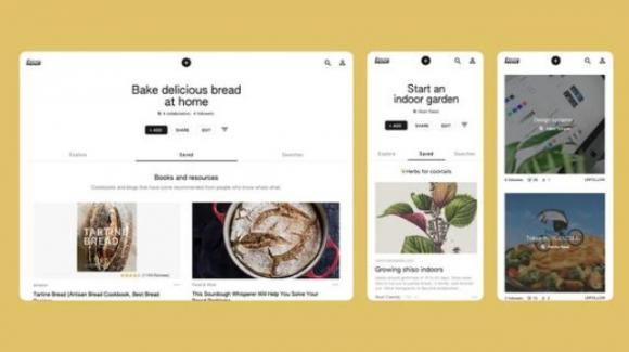 Keen: da Google il social network ispirazionale anti Pinterest
