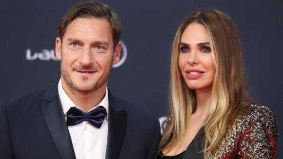 Francesco Totti e Ilary Blasi, quarto figlio: l'indiscrezione