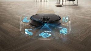 Deebot OZMO T8 AIVI: ufficiale il nuovo robot aspirapolvere con webcam e AI