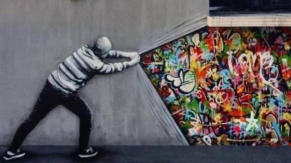 Puglia, la street art diventa finalmente legge