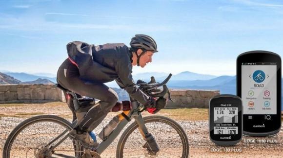 Garmin: ufficiali i nuovi ciclocomputer per smartizzare e mettere in sicurezza le bici