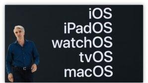 WWDC 2020: rivoluzione macOS Big Sur e iOS 14, novità per watchOS, HomeKit, tvOS