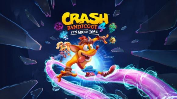 1592864056 5ef12d3851af3 - È ufficiale, Crash Bandicoot torna con il 4 capitolo: It's About Time!