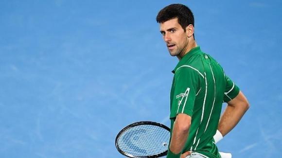 Coronavirus: positivo Novak Djokovic, il numero uno mondiale del tennis e altri due tennisti