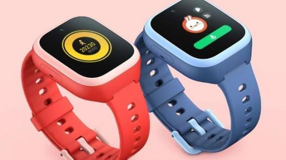 Xiaomi Mi Kids Smartwatch 4C: ufficiale il nuovo smartwatch per bambini, con 4G