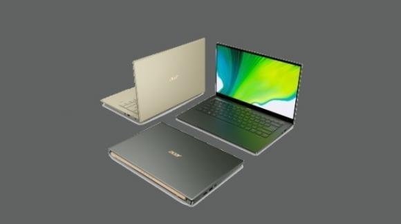 Acer punta ai Creators, con il nuovo Acer Swift 5 e la linea ConceptD