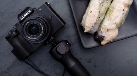 Lumix G100: da Panasonic la mirrorless per aspiranti vlogger e instagrammers
