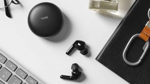 Tone Free HBS-FN6 e HBS-FN4: ufficiali i nuovi auricolari true wireless di LG