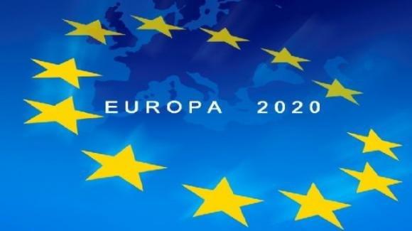 Il tema Europa 2020 nelle emissioni dei francobolli italiani