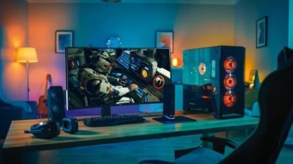 LG e Philips: è sfida a suon di monitor smart per gaming (e professionisti)