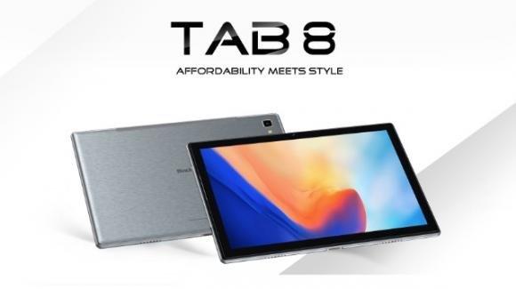 Blackview Tab 8: presentato il tablet low cost con Dual SIM 4G e Android 10