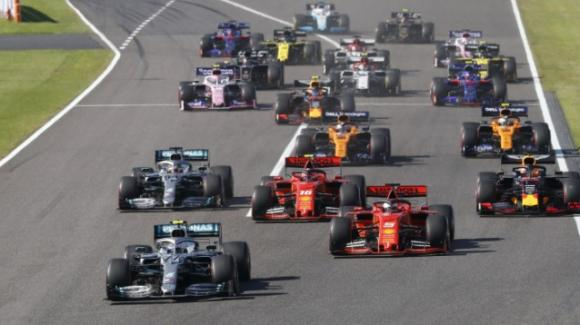 F1, GP Austria 2020: orari tv di Sky e TV8 del Gran Premio sul Red Bull Ring