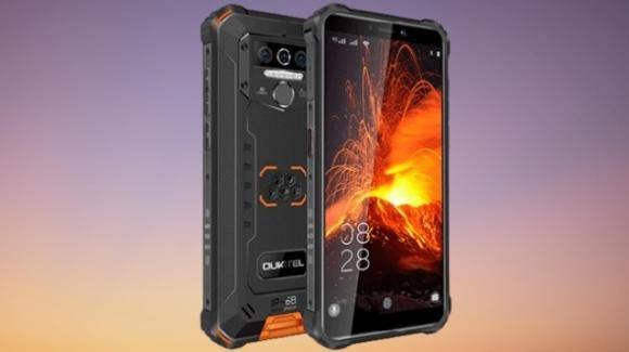 Oukitel WP5 Pro: in pre-ordine il rugged phone economico con tripla postcamera