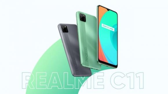 Realme C11: in arrivo l'ultra cheap phone anti Redmi, con dual camera posteriore