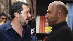 Saviano accusa Salvini di essere andato a Mondragone solo per tornaconto elettorale