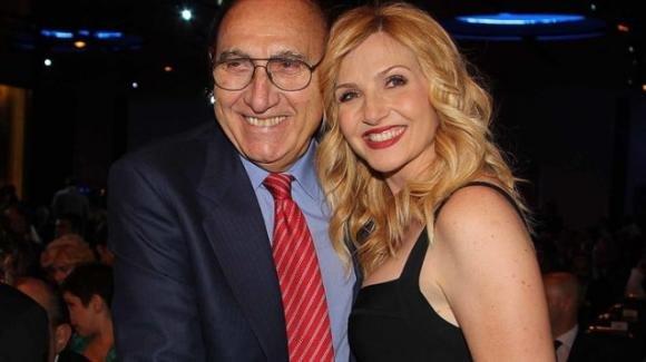 Lorella Cuccarini e Pippo Baudo, possibile reunion in nuovi progetti televisivi