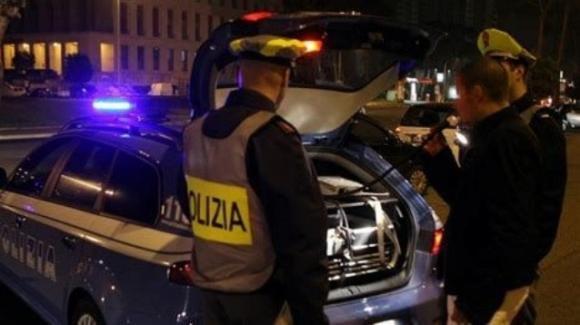 Vicenza: si schianta vicino ad una scuola, il tasso alcolico è da record