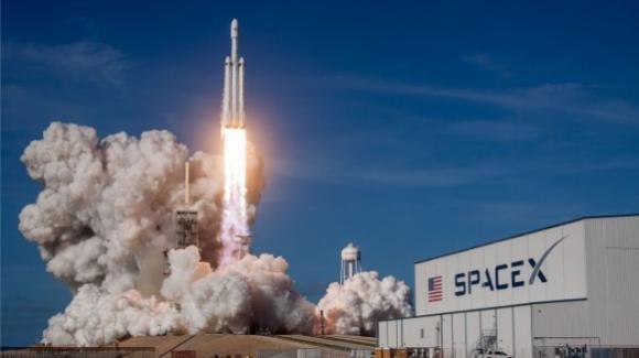 SpaceX, in orbita il quarto GPS di Lockeed Martin