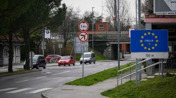 Frontiera con la Slovenia, bimba smarrita: stop alle ricerche. Era una bugia